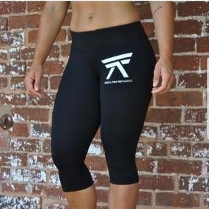 Flex till you're famous Capri compression leggings